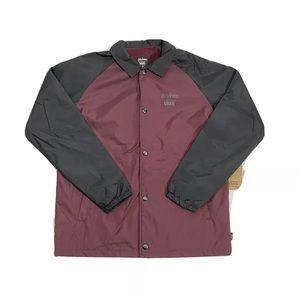 Vans x Harry Potter Torrey Coaches Jacket
